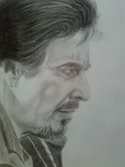 Al Pacino by Sorella